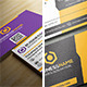 Corporate Business Card Bundle 04 - GraphicRiver Item for Sale