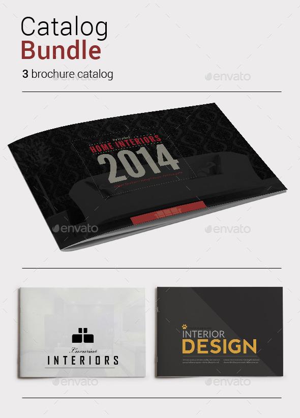 Catalog Bundle - Catalogs Brochures