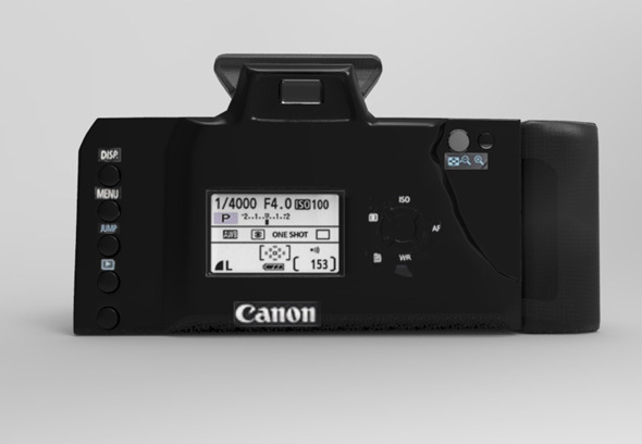 Simple Camera  - 3DOcean Item for Sale