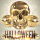Halloween Flyer + Fb Timeline Vip Party - GraphicRiver Item for Sale