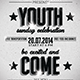 Retro Church Flyer - GraphicRiver Item for Sale