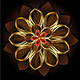 Abstract Brown Flower - GraphicRiver Item for Sale