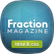 Fraction - Multipurpose News, Magazine HTML Nulled