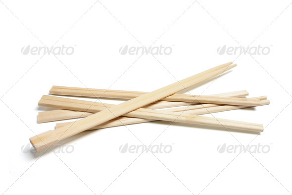 Disposable Chopsticks - Stock Photo - Images
