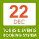 saBooking -Tours  & Events Booking WP Plugin