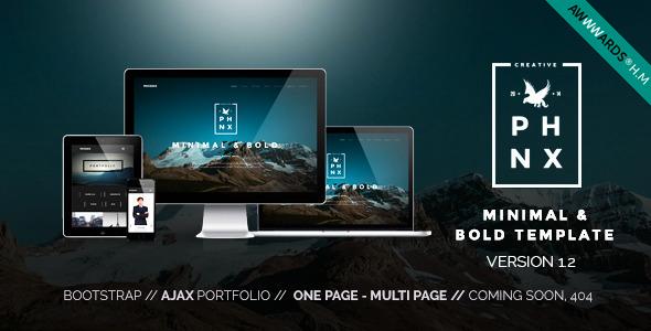 Phoenix – Minimal Multipurpose Portfolio