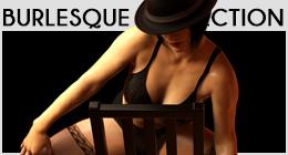 Cabaret Burlesque Flyers