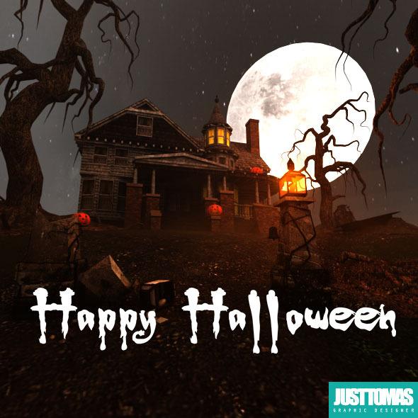 Halloween - 3DOcean Item for Sale