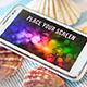 Smartphone Mock Up - Shell Theme - GraphicRiver Item for Sale