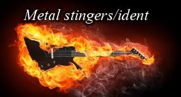Metal Logo, Stinger, Identity