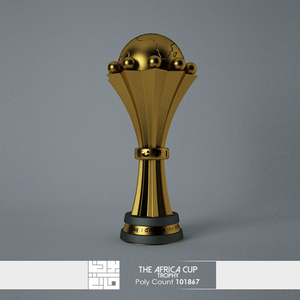 Trophies 3D Models from 3DOcean