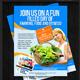 Farming Flyer - GraphicRiver Item for Sale