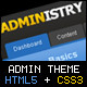 Administry Admin Template - ThemeForest Item for Sale