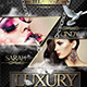 Luxury Lounge Flyer - GraphicRiver Item for Sale