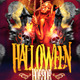 Halloween Horror Costume Party Flyer - GraphicRiver Item for Sale