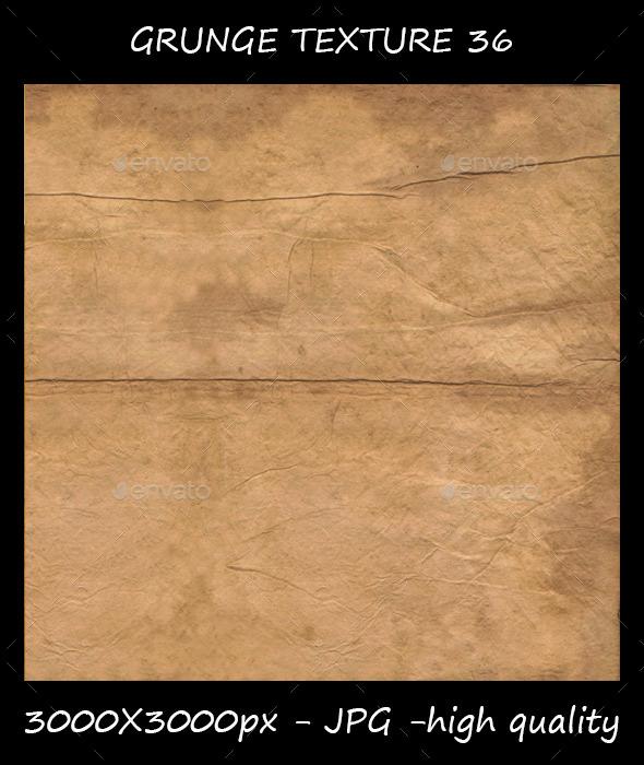 Grunge Texture 36 - Paper Textures