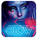 Glow in the Dark | Flyer + Instagram Promo - GraphicRiver Item for Sale