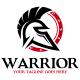 Warrior Logo Template - GraphicRiver Item for Sale