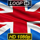 Flag United Kingdom Of Great Britain - VideoHive Item for Sale