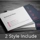 Creative Corporate Business Card V1 - GraphicRiver Item for Sale