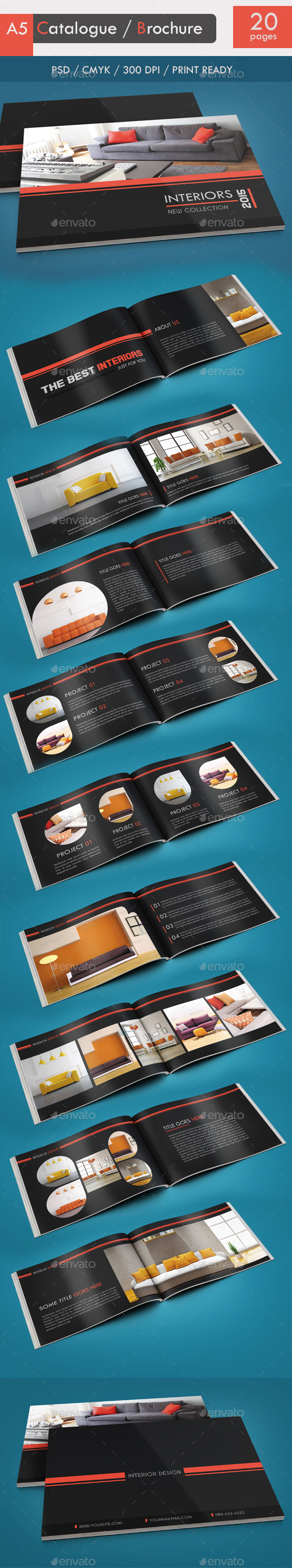 Catalogue/Brochure - Catalogs Brochures