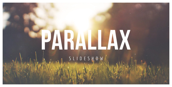 Parallax Scrolling Slideshow by EnchantedStudios | VideoHive