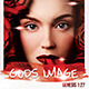 Gods Image Church Flyer - GraphicRiver Item for Sale