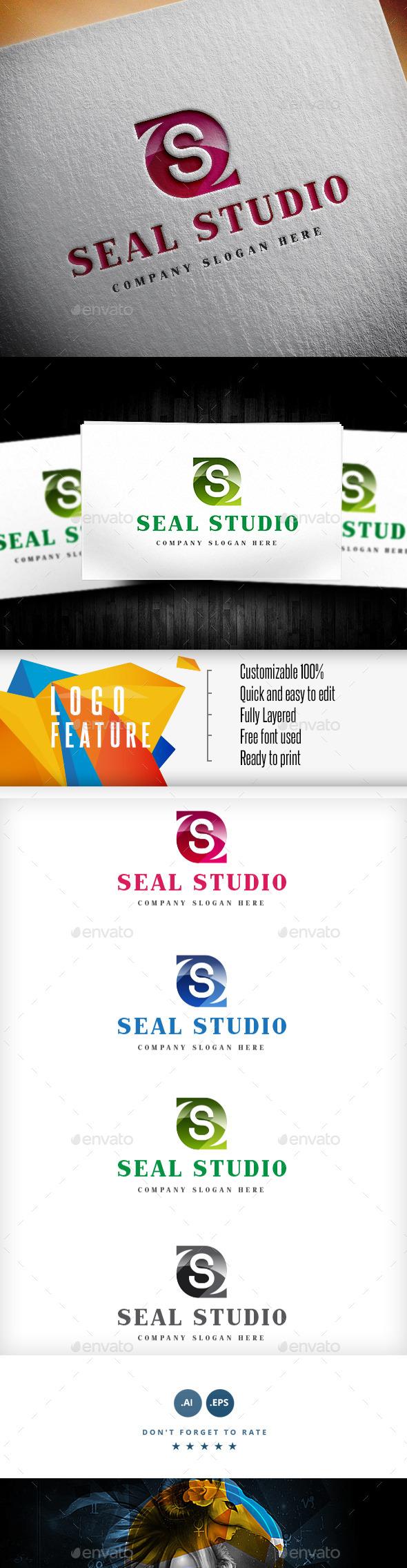 Letter S Logo - Logo Templates
