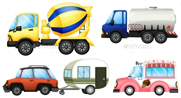 Useful Vehicles - Miscellaneous Conceptual