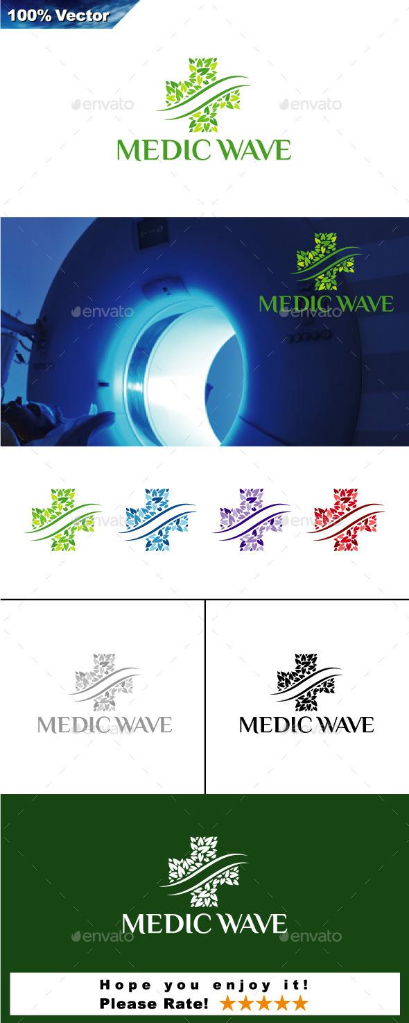 MedicWave - Logo Templates