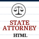Attorney & Law | Lawyers HTML Template Nulled