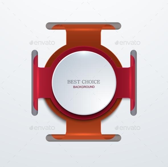 Vector Modern Banners Element Design - Web Technology