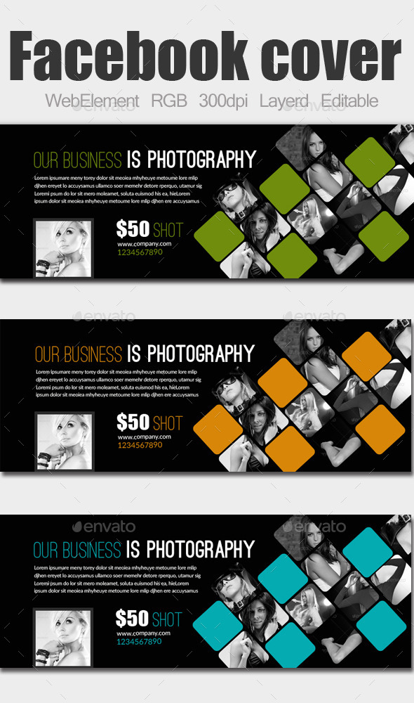 Photography Business Facebook Cover - Facebook Timeline Covers Social Media