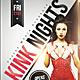 Kink Nights - Flyer