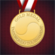 Tae Kwon Do Gold Medal - GraphicRiver Item for Sale