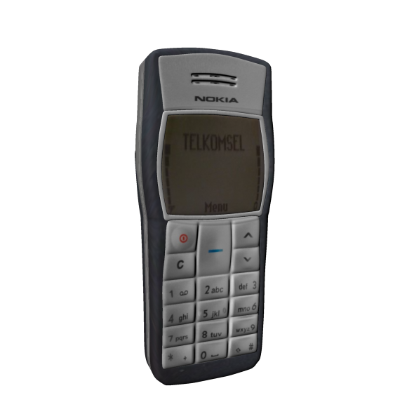 nokia 1101 - 3DOcean Item for Sale