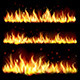 Background with Flames - GraphicRiver Item for Sale