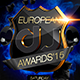 Electro House Music Awards - GraphicRiver Item for Sale