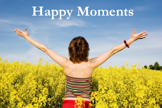 Happy momment