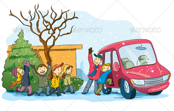 Christmas Holiday Vacation - Christmas Seasons/Holidays