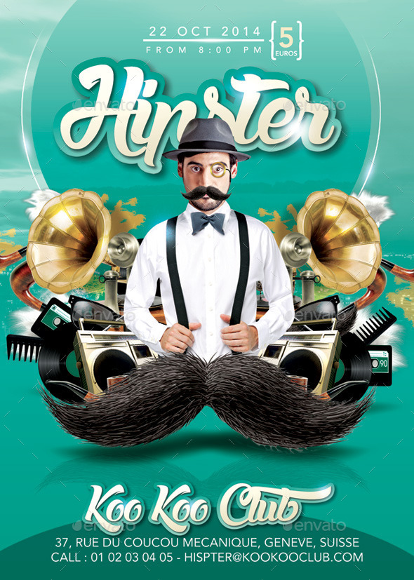 Hipster Themed Private Party in Club - Clubs & Parties Events