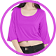 Woman Crop Top Mockup V2 - GraphicRiver Item for Sale