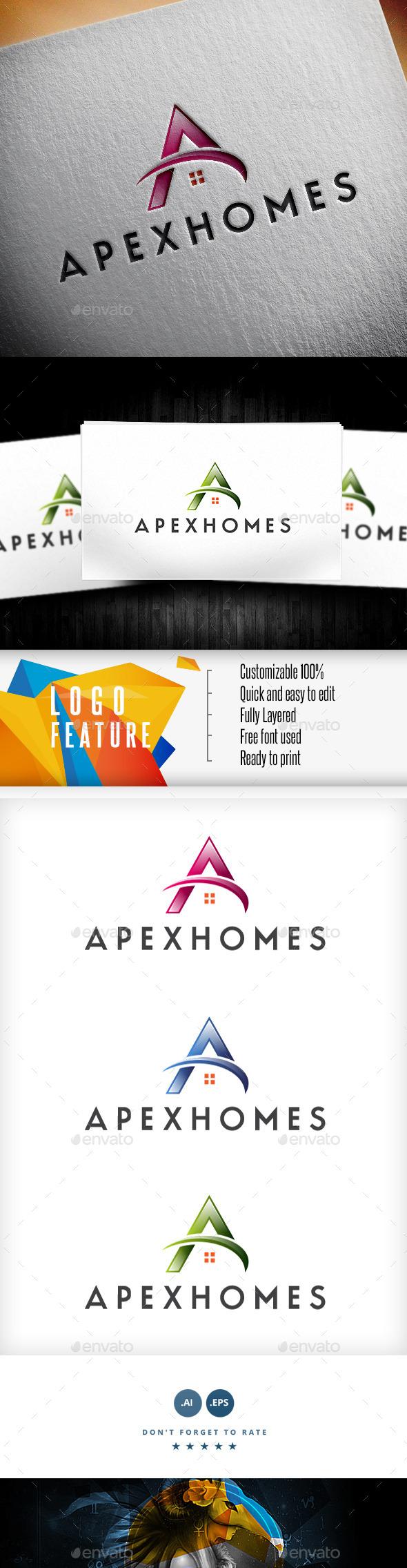 A Letter Logo - Logo Templates