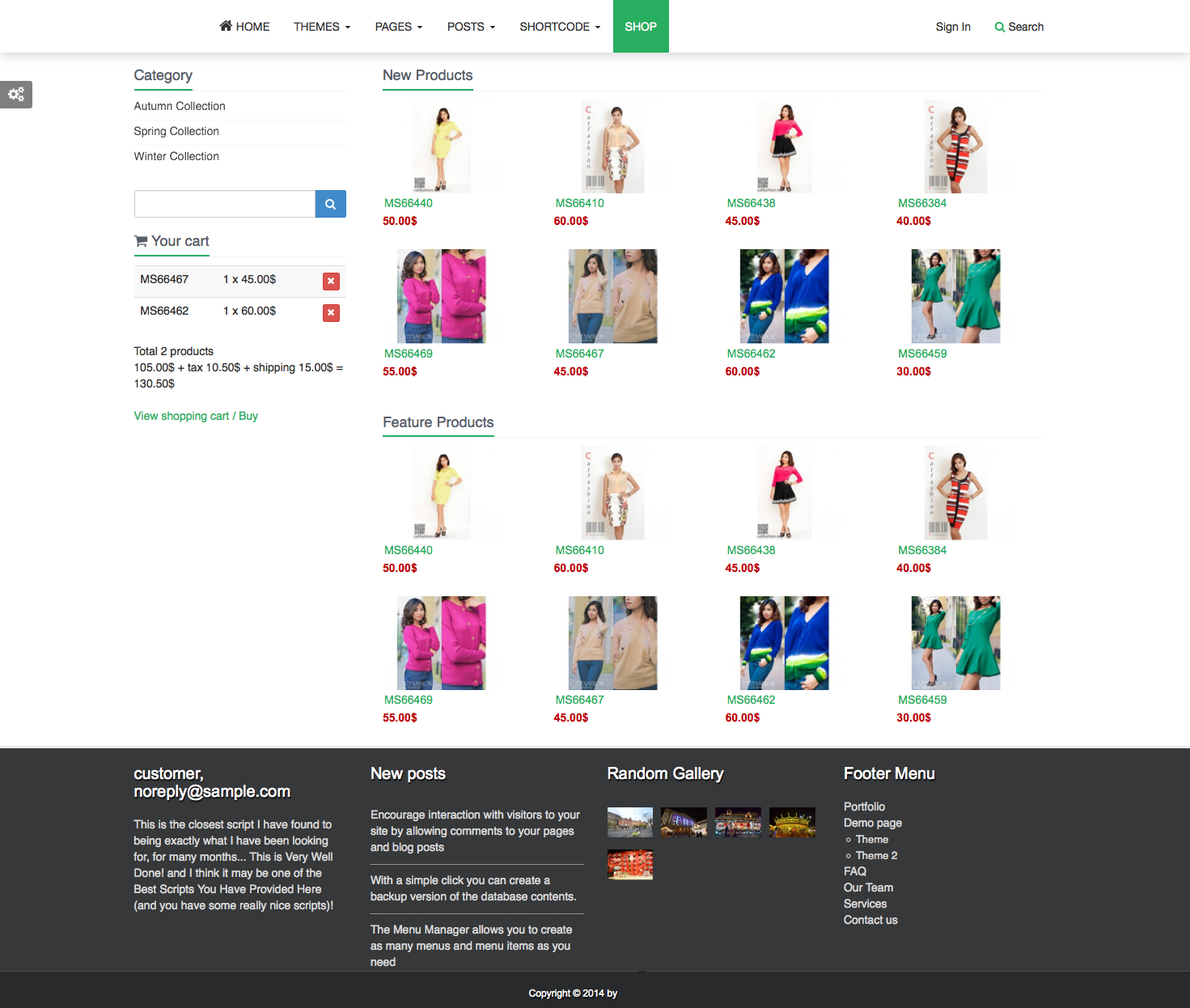 Vitubo Shop For Vitubo CMS