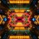Vj Neon Lights Background - VideoHive Item for Sale