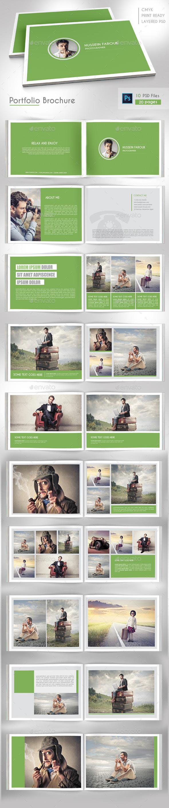 Portfolio Brochure Vol 1 - Portfolio Brochures