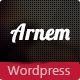 Arnem - Creative One Page Parallax Wordpress Theme Nulled