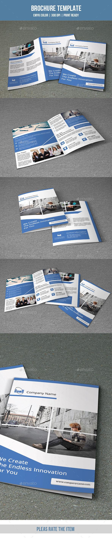 Bifold Business Brochure-V145 - Corporate Brochures