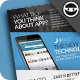 App Promotion Flyer - GraphicRiver Item for Sale