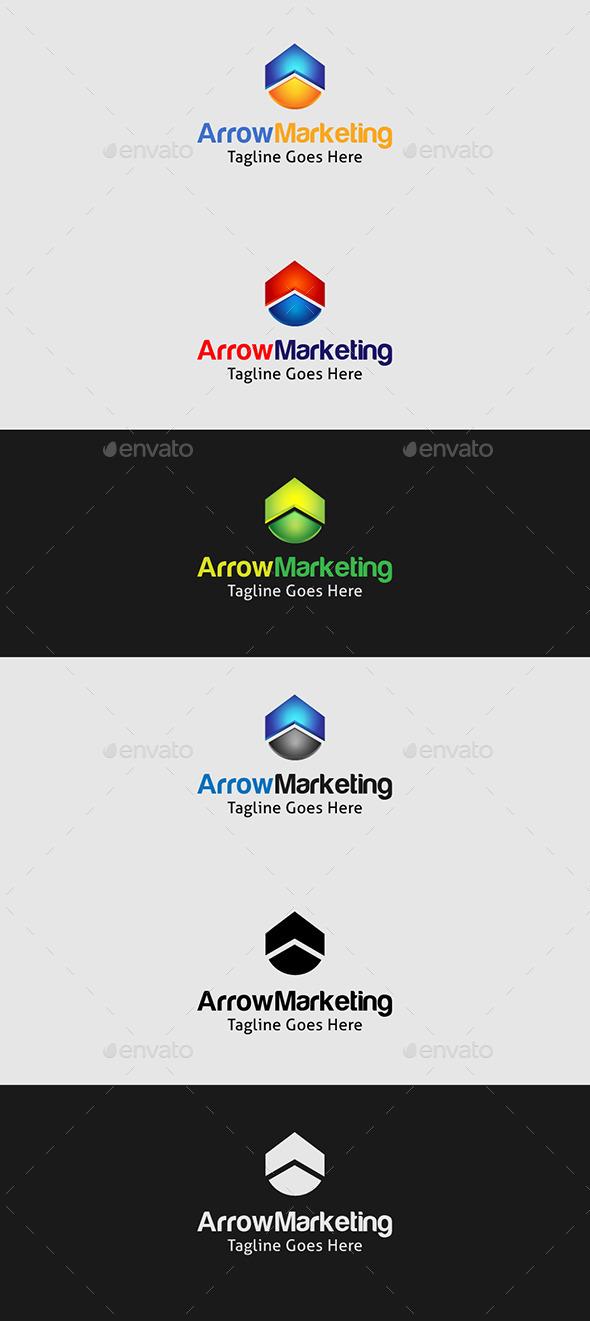Arrow Marketing - Logo Templates
